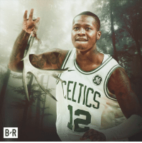 Celtics, Game, and Win: ELTICS  B R Scary Terry and the Celtics win Game 7.