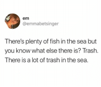 Plenty of fish in the sea app