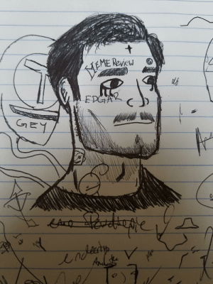 this took me hundreds of hours to draw this Post Malone Pewdiepie: EME Review this took me hundreds of hours to draw this Post Malone Pewdiepie