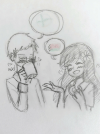 emil-s-gay-lsson:  they talk abt their crushes: emil-s-gay-lsson:  they talk abt their crushes