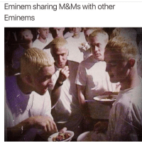 Eminem sharing M&Ms with other  Eminem Yep -UnWritten (Tag Your Friends Dood) (Follow @unwritten.jolly.v1 for top quality Memes) ------------------- pokemon meme pepe autism same lit swag lol hilarious follow4follow like4like poop retarded night pokeballs cancer horse pig lives cars trigger justinbieber youtube scary guns kids pawnshop SpongeBob suicidesquad dankmemes