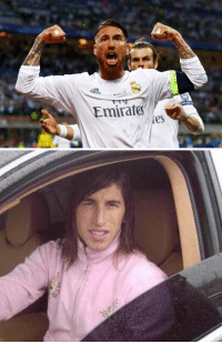 Drugs, Memes, and 🤖: Emirate  res Sergio Ramos with drugs vs Sergio Ramos without drugs https://t.co/crkHP8eLvx