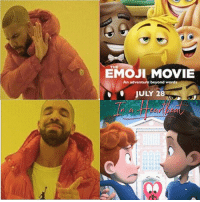 Emoji, Memes, and Tumblr: EMOJI MOVIE  An adventure beyond words  JULY 28 When a 4 minutes animation is better than a whole movie © fl-werball | tumblr