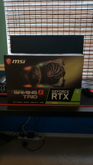 Finally here: emsi  GEFORCE  GRIVNGRTX  nVIDIA  TRIO  2080  RAY TRACING/GDDR6/DIRECTX 12/ ANSEL Finally here
