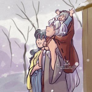 lenbarboza:  Hoshiki is excited by first snow of the winter.Another sweet family moment with the second bun in the oven. The baby will be born by the end of the winter.: EN  LENBARBOZA,TUMBLR.COM  @LENBARBOZA lenbarboza:  Hoshiki is excited by first snow of the winter.Another sweet family moment with the second bun in the oven. The baby will be born by the end of the winter.