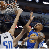 Basketball, Golden State Warriors, and Sports: EN  NEJR/  50  RI David West has been exactly what the Warriors were hoping for when they signed him. He's been providing strong interior play as well as a consistent mid-range jumper keeping opposing teams honest. He holds his own defensively and provides some extra muscle in the post. He squeezes all of those positive attributes in just around 11 minutes per game.