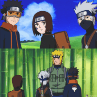 Memes, 🤖, and Team: enaruto Who's your favourite member of Team Minato!?