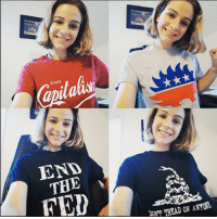 Sale has been extended until Saturday! Get 25% off with code LABOR. Shop Libertarian Country: http://bit.ly/2tcjtln   — Products shown: Enjoy Capitalism Shirt.: END  THE  ONT TREAD ON ANYON Sale has been extended until Saturday! Get 25% off with code LABOR. Shop Libertarian Country: http://bit.ly/2tcjtln   — Products shown: Enjoy Capitalism Shirt.