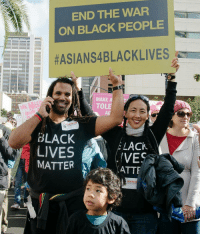 Memes, Keen, and Black People: END THE WAR  ON BLACK PEOPLE  EE HASIANS4BLACKLIVES  MAKE A  TOLE  KEEN  BLACK  LACK  LIVES  VES  MATTER  REVITALIZ  SMART Don't be silent on issues of racial injustice and inequality! ✊👏 📸PC: @eilenebeniquez @womanproject16 blacklivesmatter asians4blacklives WomensMarch feminism womensrights HereToStay reproductiverights plannedparenthood feminist mybodymychoice