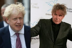 I'm convinced that Gary Busey is now the British Prime Minister.: End  Ziman  iegle  Foun  Children  hiting Nati I'm convinced that Gary Busey is now the British Prime Minister.
