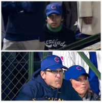 Jim Harbaugh, that resemblance. worldseries mlb cubs baseball: ene  a Jim Harbaugh, that resemblance. worldseries mlb cubs baseball
