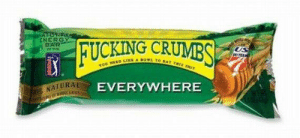 More appropriate branding.: ENERGY  BAR  CUMBSE  KING CR  ED LIKE A BOWL TO  NATURAL  EVERYWHERE More appropriate branding.