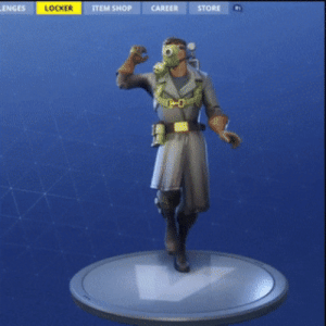 German soldier celebrates after successfully gassing British trenches at the Marne (1917): ENGES  LOCKER  ITEM SHOP CAREER STORE German soldier celebrates after successfully gassing British trenches at the Marne (1917)