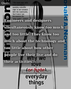donald a norman emotional design why we love or hate everyday