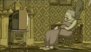 engiqueers:  pizzaotter:  chibi-masshuu:  drunkcyclonus:  theinturnetexplorer:  Poor Grandma  this is seriously the one time I wish a video has sound.  Brilliant.  What the hell is this? :O   Muriel from Courage the Cowardly Dog snapped! : engiqueers:  pizzaotter:  chibi-masshuu:  drunkcyclonus:  theinturnetexplorer:  Poor Grandma  this is seriously the one time I wish a video has sound.  Brilliant.  What the hell is this? :O   Muriel from Courage the Cowardly Dog snapped!
