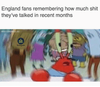 England, Memes, and Shit: England fans remembering how much shit  they've talked in recent months  RUGBY  MEMES  Instagzam Scotland 25 - 13 England 😏 rugby scotland england sixnations