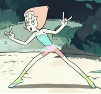 enlightened-introvert:I decided to rewatch Lars and the Cool Kids and Pearl, why are you like this? I can hear this picture.  Shes doing the devil horns thing, what a badass: enlightened-introvert:I decided to rewatch Lars and the Cool Kids and Pearl, why are you like this? I can hear this picture.  Shes doing the devil horns thing, what a badass