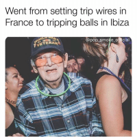 Memes, Pop, and Pussy: ent from setting trip wires in  France to tripping balls in Ibiza  @pop smoke official  ETERAN Still slays more pussy than all of us.