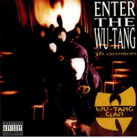 24 years ago today, Wu-Tang Clan released 'Enter The Wu-Tang 36 Chambers' featuring the tracks 'C.R.E.A.M.', 'Wu-Tang Clan Ain't Nuthing Ta F' Wit', and 'Protect Ya Neck' 🔥💯 @Rza @TheRealGza @InspectahDeckWu @Raekwon @GhostfaceKillah @MethodMan https://t.co/bJMjyLpyKx: ENTER  THE  TANG  36 CHAMBERSs  WU-TANG  CLAN  PAR E NTAL  ADVISORY  EPLII LTRICS 24 years ago today, Wu-Tang Clan released 'Enter The Wu-Tang 36 Chambers' featuring the tracks 'C.R.E.A.M.', 'Wu-Tang Clan Ain't Nuthing Ta F' Wit', and 'Protect Ya Neck' 🔥💯 @Rza @TheRealGza @InspectahDeckWu @Raekwon @GhostfaceKillah @MethodMan https://t.co/bJMjyLpyKx