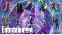 Friday, Memes, and Avengers: Entertainment AVENGERS: INFINITY WAR tickets reportedly go on sale Friday! http://bit.ly/2ImVNSz  (Andrew Gifford)