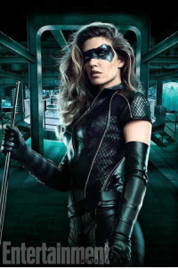 Memes, Black, and 🤖: Entertainment Black Canary for season 6 (Robert Gabel Jr)