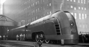 New York, Mercury, and Train: ENTRA  mase The Mercury train operated between midwestern US cities for the New York Central Railroad between 1936 and 1959