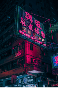 Tumblr, Blog, and Http: enzeldvst: Neon Dreams by Ryan Tang