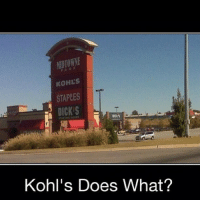 😂 TAG 5 FRIENDS 😫: KOHL'S  STAPLES  DICK S  Kohl's Does What? 😂 TAG 5 FRIENDS 😫