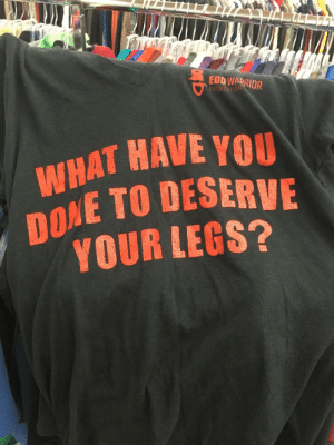 Tumblr, Blog, and Http: EOD WARRIOR  FOUNDATI0N  HAT HAVE YOU  IE TO DESERVE  YOUR LEGS?  DO minervafloofdraws: rattlesnek: HIGHLY foreboding thrift store omen