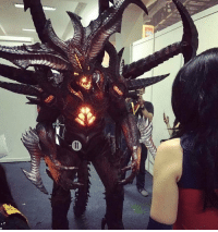 Cosplay, Diablo, and Epic: Epic Diablo Cosplay https://t.co/nGUIZHm2pA