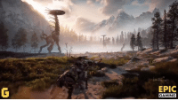 Video Games, Zero, and Dawn: EPIC  GAMING New Story Trailer for Horizon Zero Dawn! :D #EpicGaming