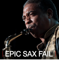 11 MAY: Saxophonist Femi Kuti played a single note for 46 minutes, but missed out on the record by a matter of seconds. But how does a musician play a note for so long? Find out more: bbc.in-femi For more on music: bbc.in-music FemiKuti Sax Saxophone Brass WindInstrument Music WorldRecord Fail EpicFail BBCShorts BBCNews @BBCNews: EPIC SAX FAIL 11 MAY: Saxophonist Femi Kuti played a single note for 46 minutes, but missed out on the record by a matter of seconds. But how does a musician play a note for so long? Find out more: bbc.in-femi For more on music: bbc.in-music FemiKuti Sax Saxophone Brass WindInstrument Music WorldRecord Fail EpicFail BBCShorts BBCNews @BBCNews