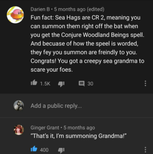 epicdndmemes:  Grandma save me!: epicdndmemes:  Grandma save me!