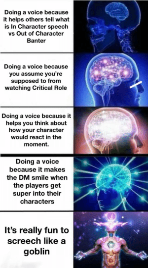 epicdndmemes:  I can stop doing the voices any time I want, I swear.: epicdndmemes:  I can stop doing the voices any time I want, I swear.