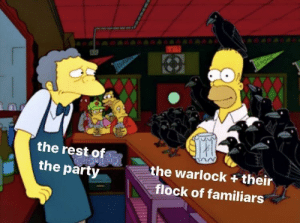 epicdndmemes:  The rest of the party: epicdndmemes:  The rest of the party