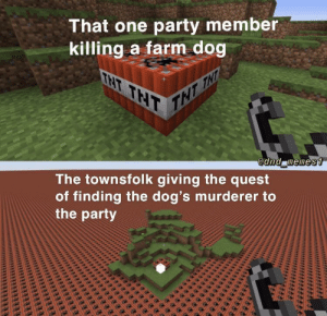 epicdndmemes:  They're now on the run from a John Wick esque farmer: epicdndmemes:  They're now on the run from a John Wick esque farmer