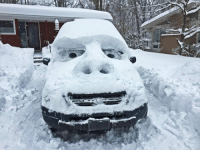 Tumblr, Blog, and Snow: epicjohndoe:  Snow Gets You Down?