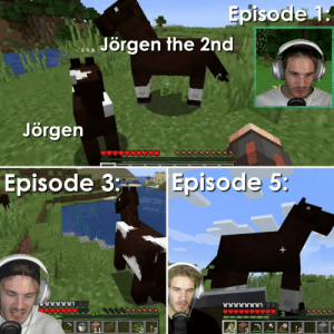 Son, Just a Reminder That, and Reminder: Episode 1  Jörgen the 2nd  Jörgen  Episode 3:  Episode 5:  +  16  3  11 Just a reminder that Jörgen was actually the son of Jörgen the 2nd.