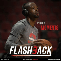 @DwyaneWade heads back to Miami — but this time, as a member of the @chicagobulls. Episode 2 of FLASH3ACK premieres tomorrow on youtube.com-UNINTERRUPTED. 🏀: EPISODE 2  MOMENTS  AN UNINTERRUPTED ORIGINAL  FLASHBACK  NEW EPISODES EVERY  WEDNESDAY  FLASH 3ACK  UNINTERRUPTED COM @DwyaneWade heads back to Miami — but this time, as a member of the @chicagobulls. Episode 2 of FLASH3ACK premieres tomorrow on youtube.com-UNINTERRUPTED. 🏀