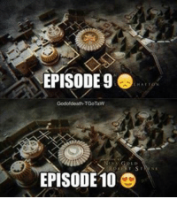 When the Bolton banners go down and Stark banners go up. :'): EPISODE 9  Godotdeath.TGOTaW  EPISODE10 When the Bolton banners go down and Stark banners go up. :')