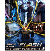 Hype, Memes, and Iris: EPISODE LEFT  E  OF SEASON 3  AI  IRIS WEST FLASH POINT  DESICNS ( Artist : @ajdesigns0220 ) 5 DAYS ! 😱⚡️ I'm not READY for Season 3 to End ! 😫 You already know I'll be Live Streaming TheFlash Finale on Tuesday at 8:00 PM Eastern ! FLASH HYPE ! TheFlashSeason3 ⚡️ IrisWest Savitar