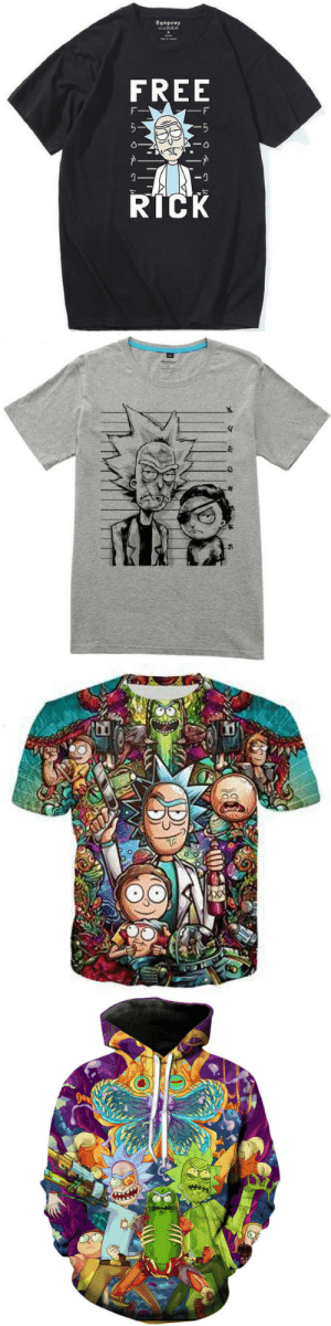 lifepro-tips:   Snapbranch  - Geeky Clothes  for Men and Woman  Free Rick T-Shirt  Evil Rick and Evil Morty T-Shirt  Drunk Rick With a Gun  T-Shirt   Rick and Morty Hoodie   This is the place for Geeks to get all their Geeky Clothes. Anime Clothes, Cartoon Clothes, Clothes from TV shows and Movies.  It's all hand picked and of the highest quality fabric, stitching and  printing. Free Insured International Shipping on all orders! // https://snapbranch.com // : Eqmpowy  FREE  RICK lifepro-tips:   Snapbranch  - Geeky Clothes  for Men and Woman  Free Rick T-Shirt  Evil Rick and Evil Morty T-Shirt  Drunk Rick With a Gun  T-Shirt   Rick and Morty Hoodie   This is the place for Geeks to get all their Geeky Clothes. Anime Clothes, Cartoon Clothes, Clothes from TV shows and Movies.  It's all hand picked and of the highest quality fabric, stitching and  printing. Free Insured International Shipping on all orders! // https://snapbranch.com //