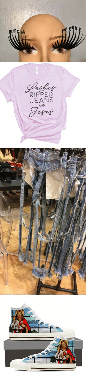 butchzambo:  coolxatu: outfit idea  @harlivy  : erсH  н   Laghet  RIPPED  JEANS  AND  Fesng  WANYS   CHAT  39 butchzambo:  coolxatu: outfit idea  @harlivy