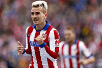 "Memes, Messi, and David Villa: ER B  D OF FIR David Villa: ""Antoine Griezmann is now Messi and Ronaldo's level. He's an incredible player. """