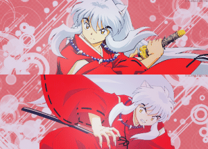 "itslenaleebitch:  Get to know me meme | non human characters [4/5]  ↳ Inuyasha ""InuYasha""  : ERALEBURCH   ITSLENALEBIT itslenaleebitch:  Get to know me meme 