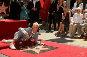 """concernedresidentofbakerstreet:  hippostin:  the way Portia is looking at Ellen kills me  """"look at this fucking nerd im so glad i married her : ERCE  LLYWOOD  FFAME.COM concernedresidentofbakerstreet:  hippostin:  the way Portia is looking at Ellen kills me  """"look at this fucking nerd im so glad i married her"""