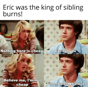 Eric Forman… by FadeToBlacccc MORE MEMES: Eric Forman… by FadeToBlacccc MORE MEMES