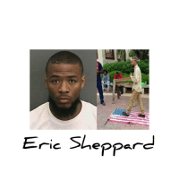 """I can't be the only somebody who just saw Eric Sheppard's mugshot being used on the show """"Murder Chose Me"""" on Investigation Discovery????: Eric Sheppard I can't be the only somebody who just saw Eric Sheppard's mugshot being used on the show """"Murder Chose Me"""" on Investigation Discovery????"""
