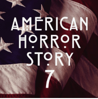 NEWS: Ryan Murphy confirmed that the title of AHS 7 will be revealed on July 20! americanhorrorstory ahs ahs7: ERICAN  ORROR  TORY NEWS: Ryan Murphy confirmed that the title of AHS 7 will be revealed on July 20! americanhorrorstory ahs ahs7