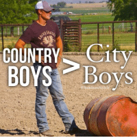 Any day of the year country boys over city boys ✔️ - countryboy countrygirl countrywords countrysayings countrylyrics countryposts: ERs  COUNTRY-City  BOYS Boys  0VS  @Southernstyle It  1 Any day of the year country boys over city boys ✔️ - countryboy countrygirl countrywords countrysayings countrylyrics countryposts